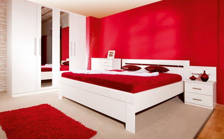 Pracuj sama na sebe od u ivatele lucka xx - Camera da letto rossa e bianca ...